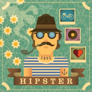 Hipster love