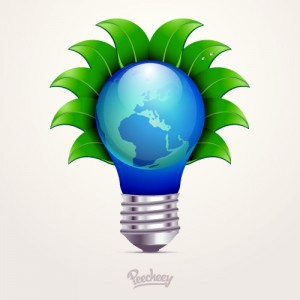 Light bulb ecology