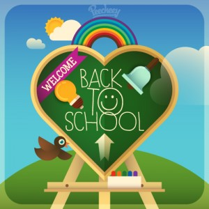 Back to school - 3