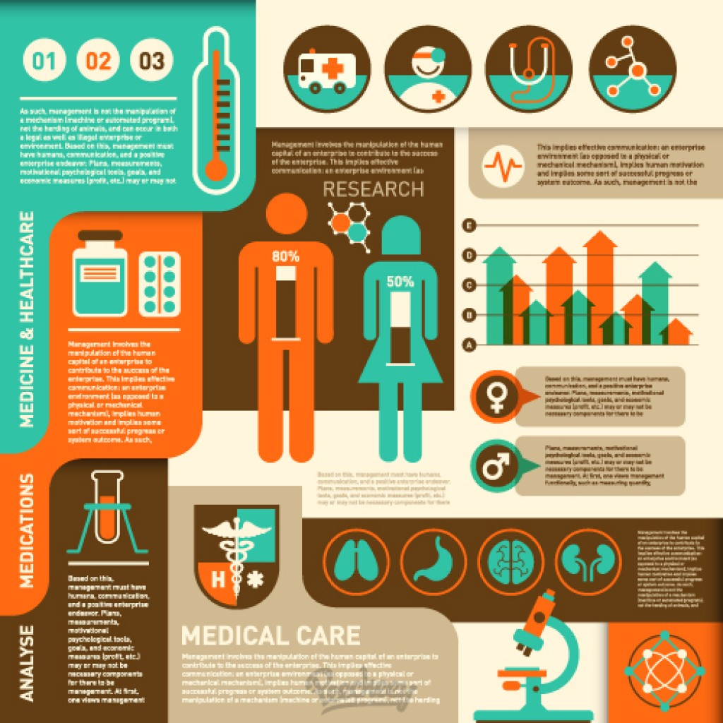Medical infographic - 4