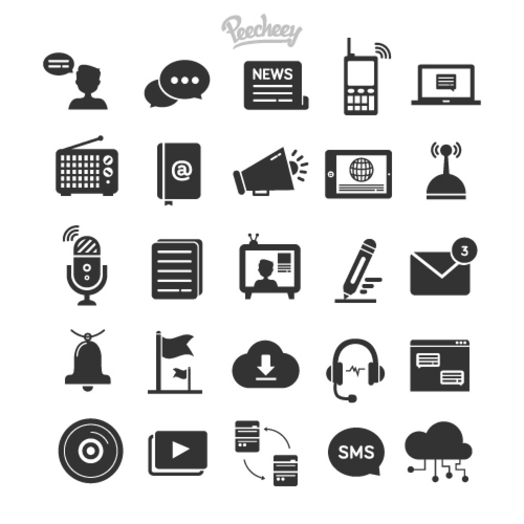 Communication_Icons