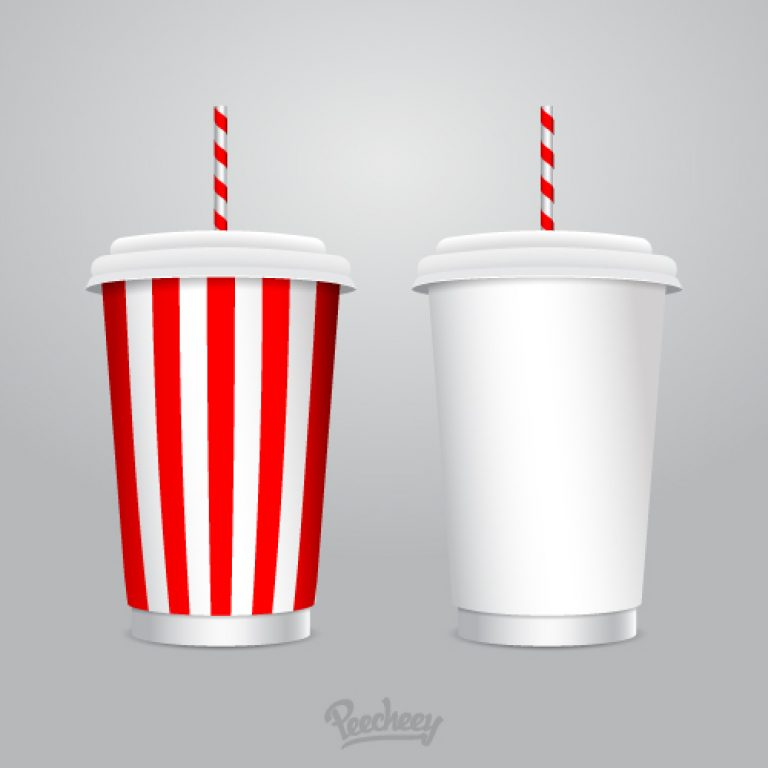 Cups template