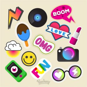 Teen_stickers
